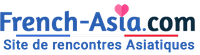 Logo French-Asia site de rencontre