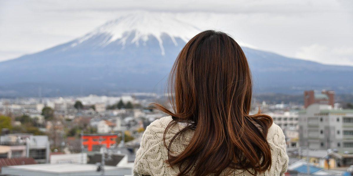 Rencontre femme japonaise
