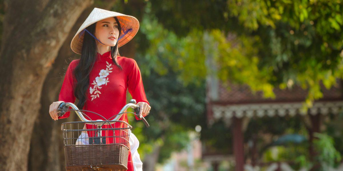 photo femme vietnamienne